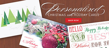 Personalized Christmas Cards & Custom Holiday Cards