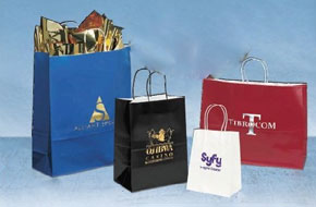 High Gloss Shopping Bags